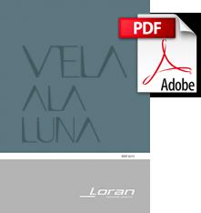 Technické informace Vela Ala Luna